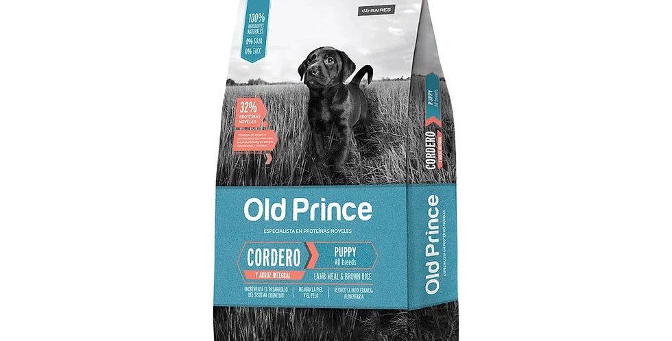 Old prince Perro Cordero y Arroz para Cachorro