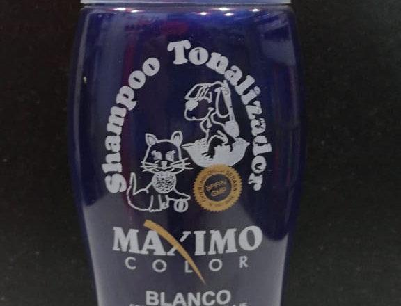 Shampoo Osspret Maximo Color Blanco 250ml