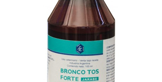 Bronco Tos Forte 100ml LAMAR
