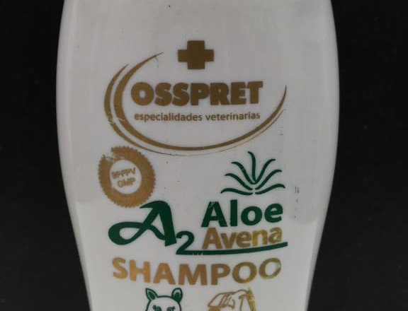 Shampoo Osspret Aloe Y Avena 250ml