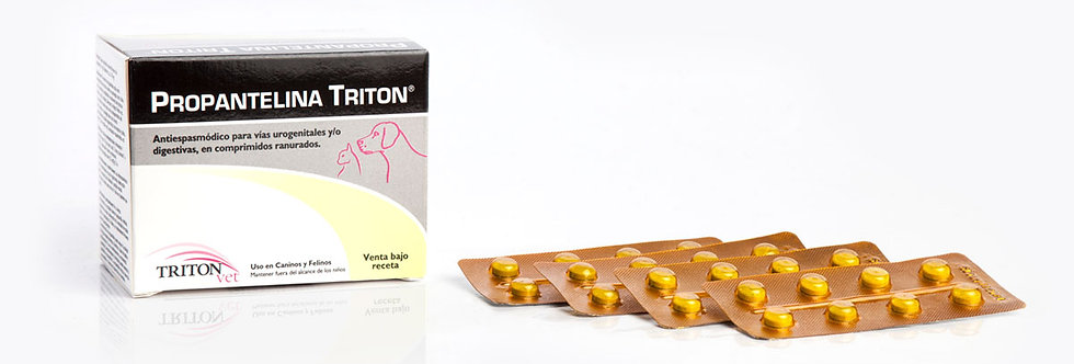 Propantelina x blister TRITON