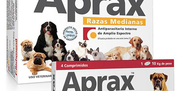 Aprax perros y gatos 10kg x blister RICHMOND