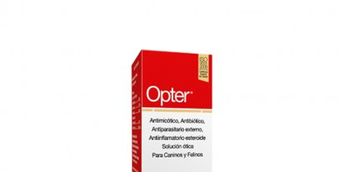Opter Otico 25ml BROUWER