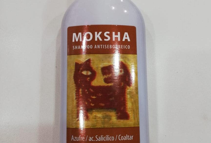 Shampoo Moksha Antiseborreico con Azufre