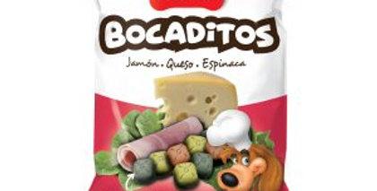 Golocan Bocadito Blando Jamón, Queso y Espinaca 100gr