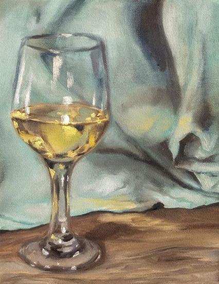 Glass of White