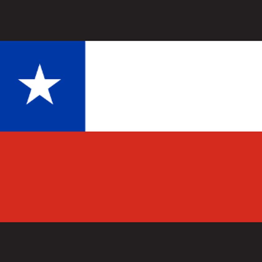 Murilo Ramos em turnê pelo Chile