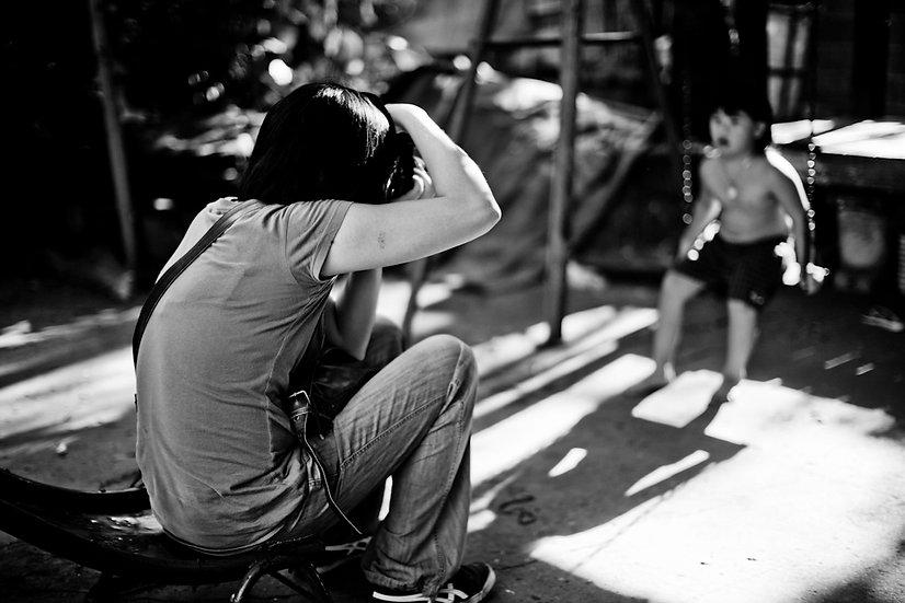 Taiwan photographer Adelaide Lin taken by Zoriah
