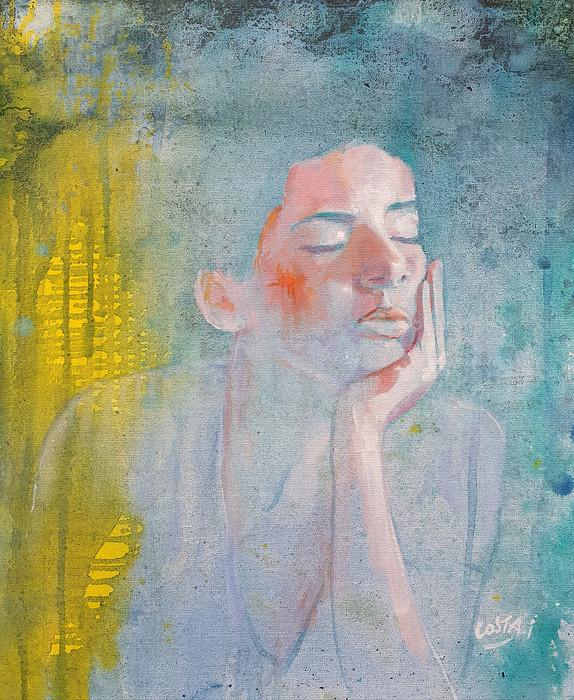 La rêveuse, 55 x 46 cm 2021.jpg