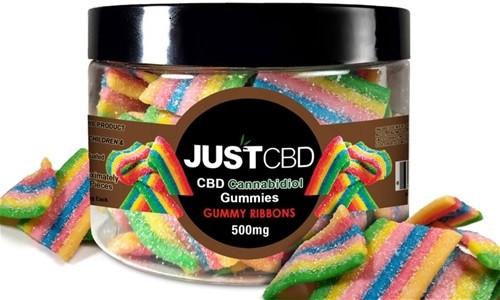 JustCBD | Gummy Ribbons 500mg