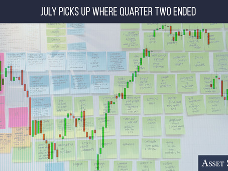 July Picks Up Where Quarter Two Ended | Weekly Market Minute
