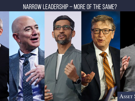 Narrow Leadership – More of the Same? | Weekly Market Minute