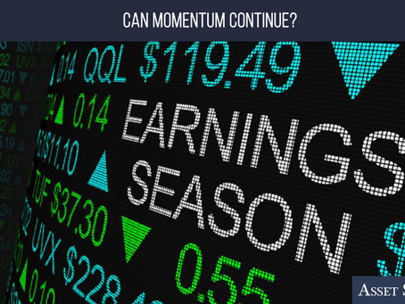 Can Momentum Continue? | Weekly Market Minute