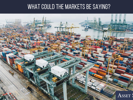 What Could the Market be Saying? | Weekly Market Minute