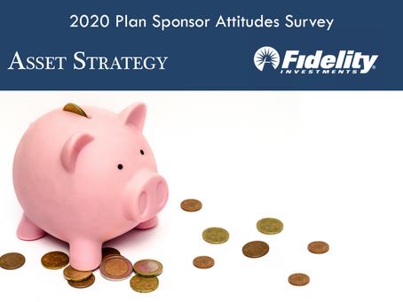 Fidelity's Plan Sponsor Attitudes Survey | Webinar