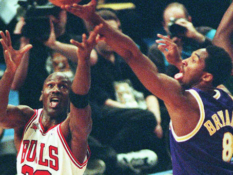 How Michael Jordan worked 'smarter' and Kobe Bryant worked 'harder,' according to their trainer