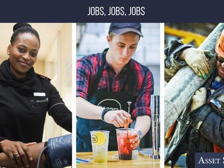 Jobs, Jobs, Jobs | Weekly Market Minute