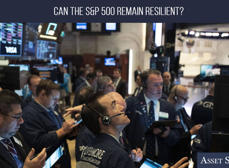 Can the S&P 500 Remain Resilient?   Weekly Market Minute