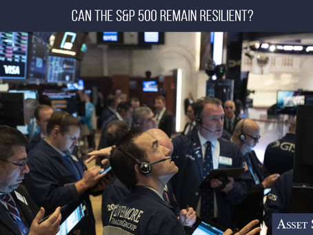 Can the S&P 500 Remain Resilient? | Weekly Market Minute