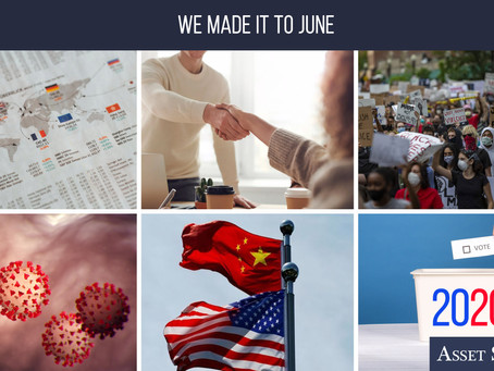 We Made it to June | Weekly Market Minute