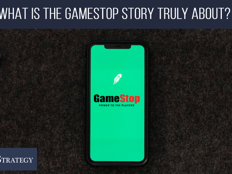 What is the GameStop Story Truly About? 🎮 | Weekly Market Minute