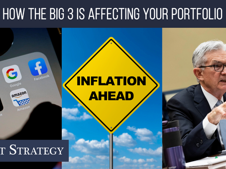 How the Big 3 is Affecting Your Portfolio💡  Weekly Market Minute
