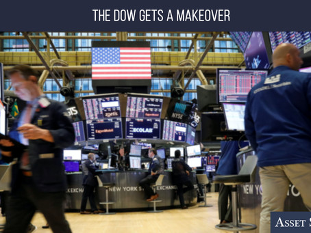 The Dow gets a Makeover | Weekly Market Minute