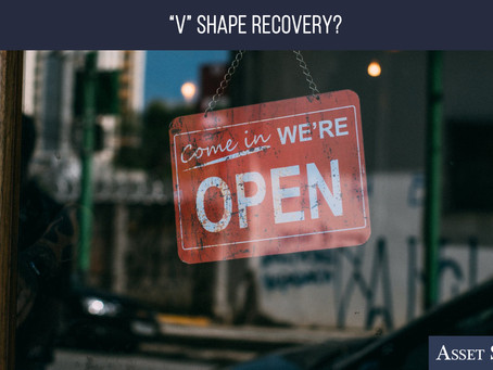 """""""V"""" Shape Recovery? 