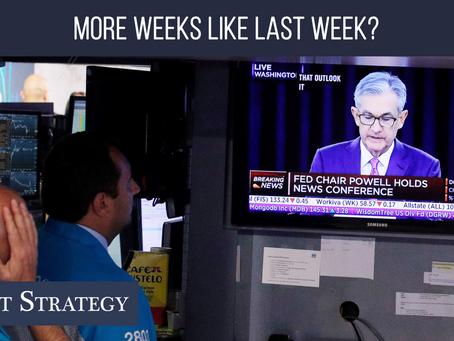 More weeks like last week? 🤔   Weekly Market Minute