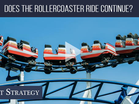 🎢 Does the rollercoaster ride continue?  Weekly Market Minute