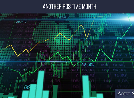 Another Positive Month   Weekly Market Minute