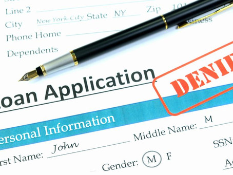 Approximately 25% Of Refinance Applications Get Denied Each Year. Here's What You Can Do To Increase