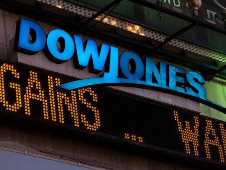 Dow Hits Record, Closes In on 32000