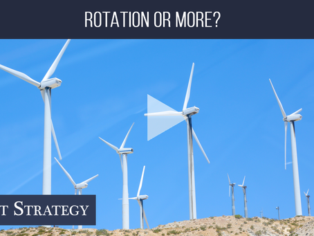 🔵Rotation or More?| Weekly Market Minute