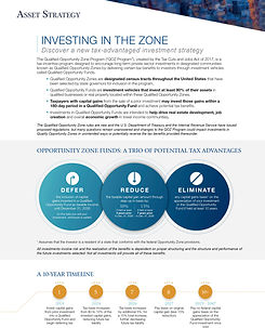 Cantor Fitzgerald Opportunity Zone Educa