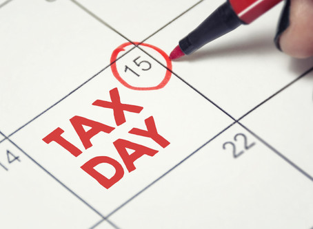 October 15 Is The Deadline For Filing Your 2019 Tax Return On Extension
