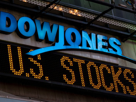 Dow Jones Industrial Average Hits 30000 for the First Time