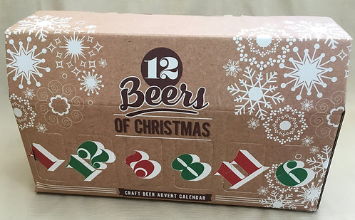 12 Beers of Christmas Advent Calendar