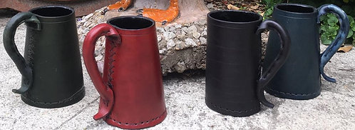 Luxury Leather Drinking Kit