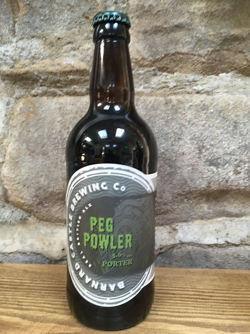 Peg Powler (Porter) 5.6% abv