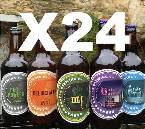 Mixed Case - 24 bottles