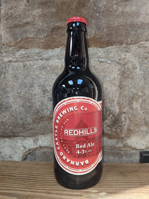 Redhills (Red Ale) 4.3% abv