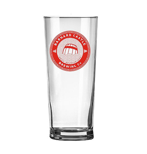 BCBCo Branded Pint Glass