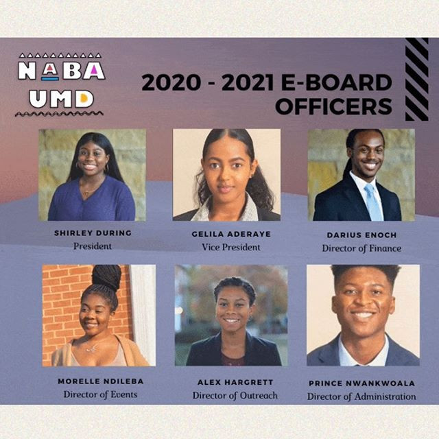 Introducing your 2020-21 NABA UMD E-Boar