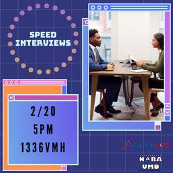 Speed Interviews (1)