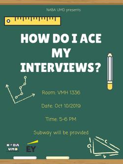 How do i ace my interviews_