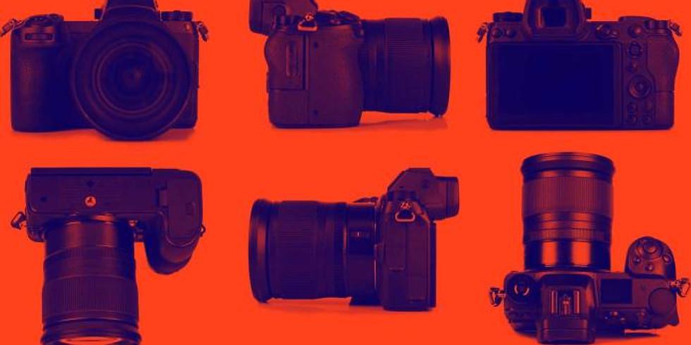 DSLR & Mirrorless Video Production Webinar