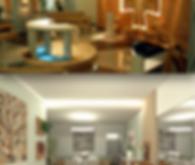 Projetos de Igrejas e Interiores