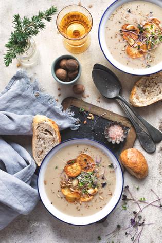 Bohemian Potato Soup