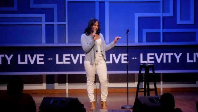 Peforming at Levity Live (Nyack, NY)